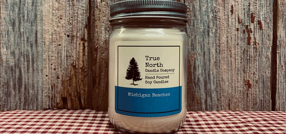 True North Candle Company - Hand Crafted Soy Candles